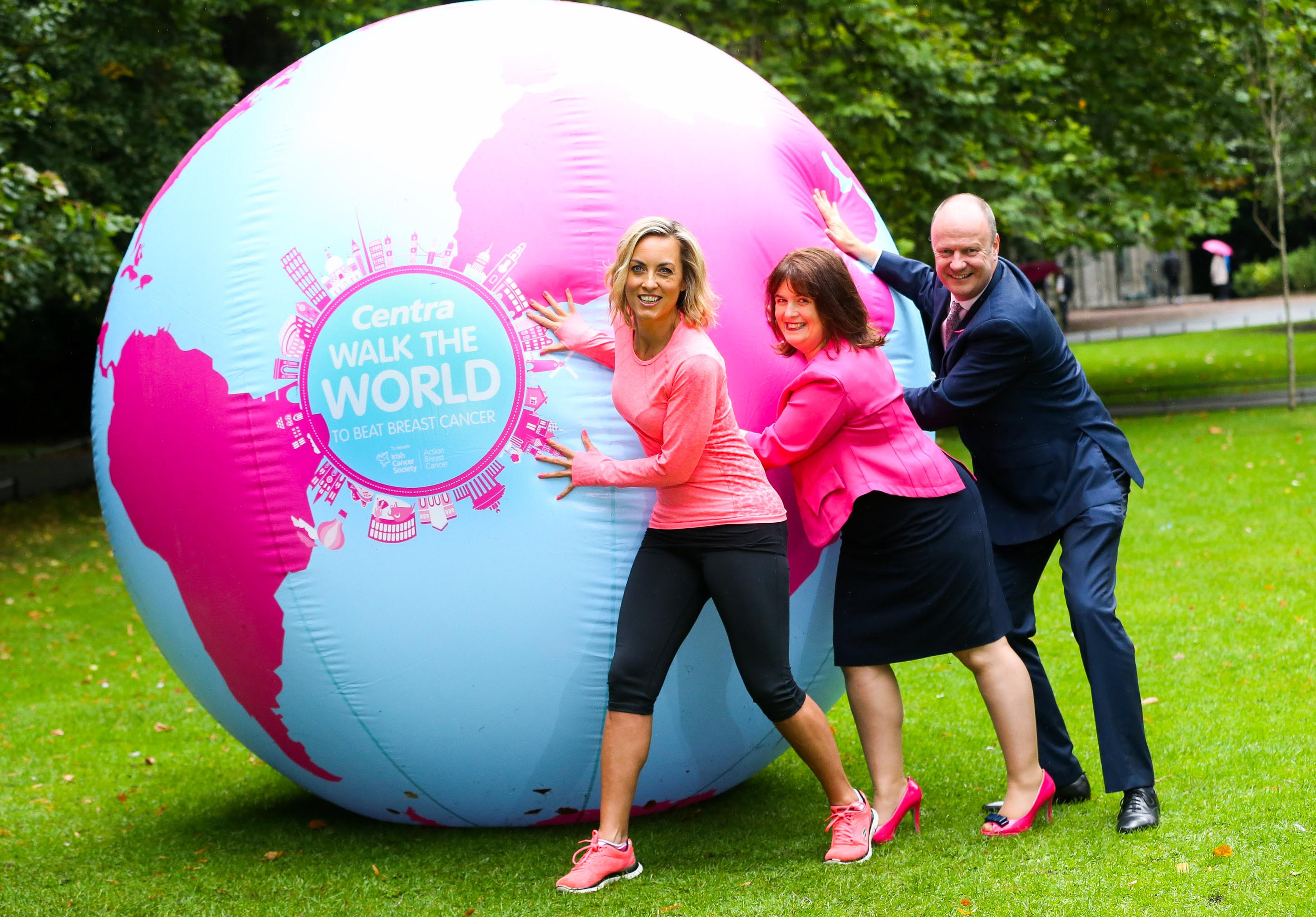 Action Breast Cancer Launch