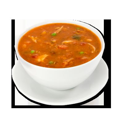 Centra Italian Style Tomato, Chicken & Pasta Soup