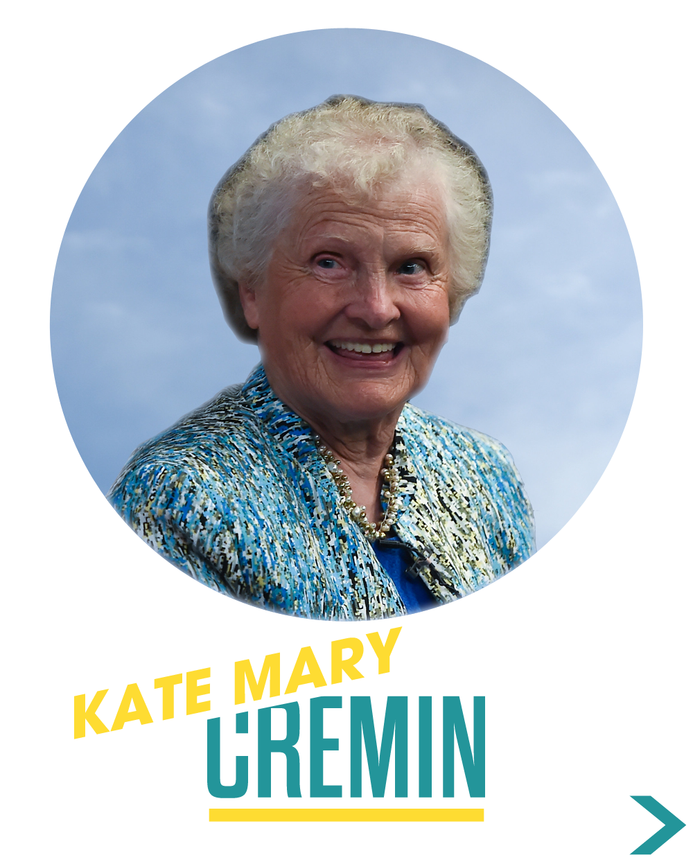 Kate Mary Cremin