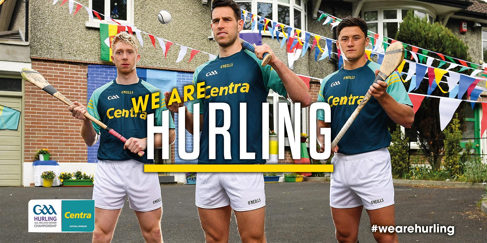 #WeAreHurling