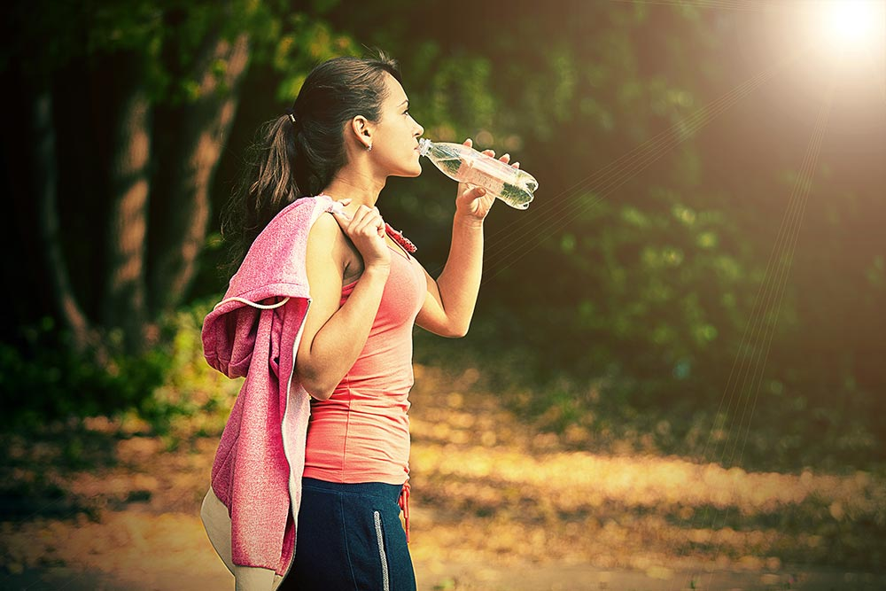 Five Ways to be more hydrated