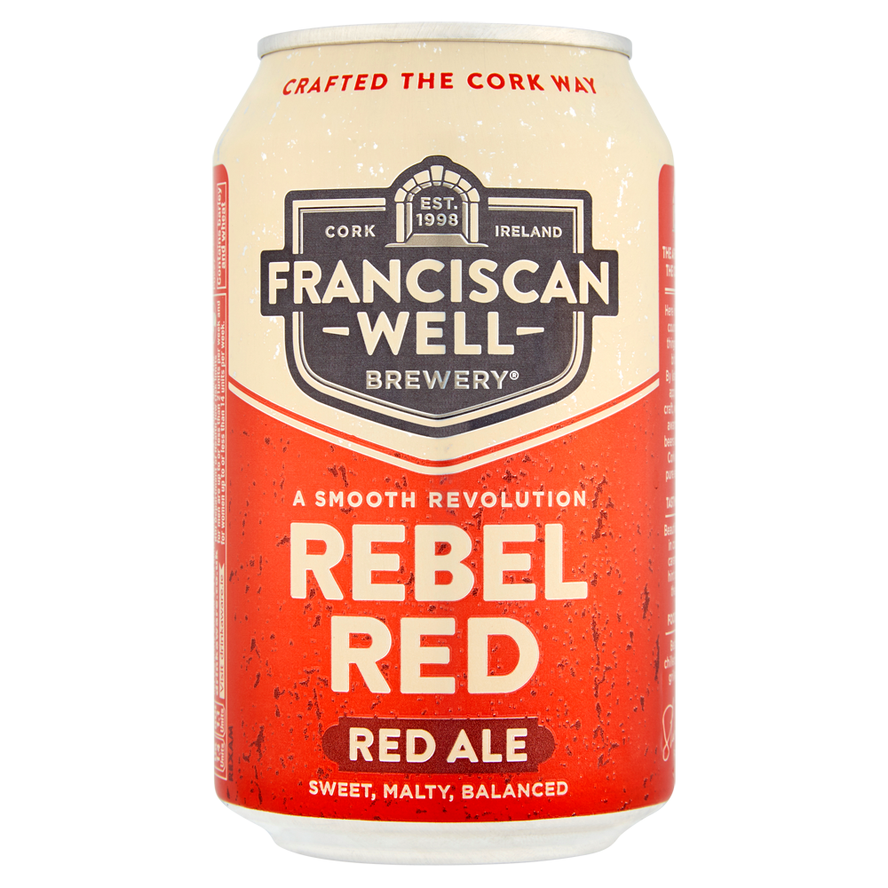 Franciscan Well Rebel Red 330ml