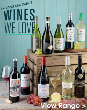 Centra Wines We Love Range