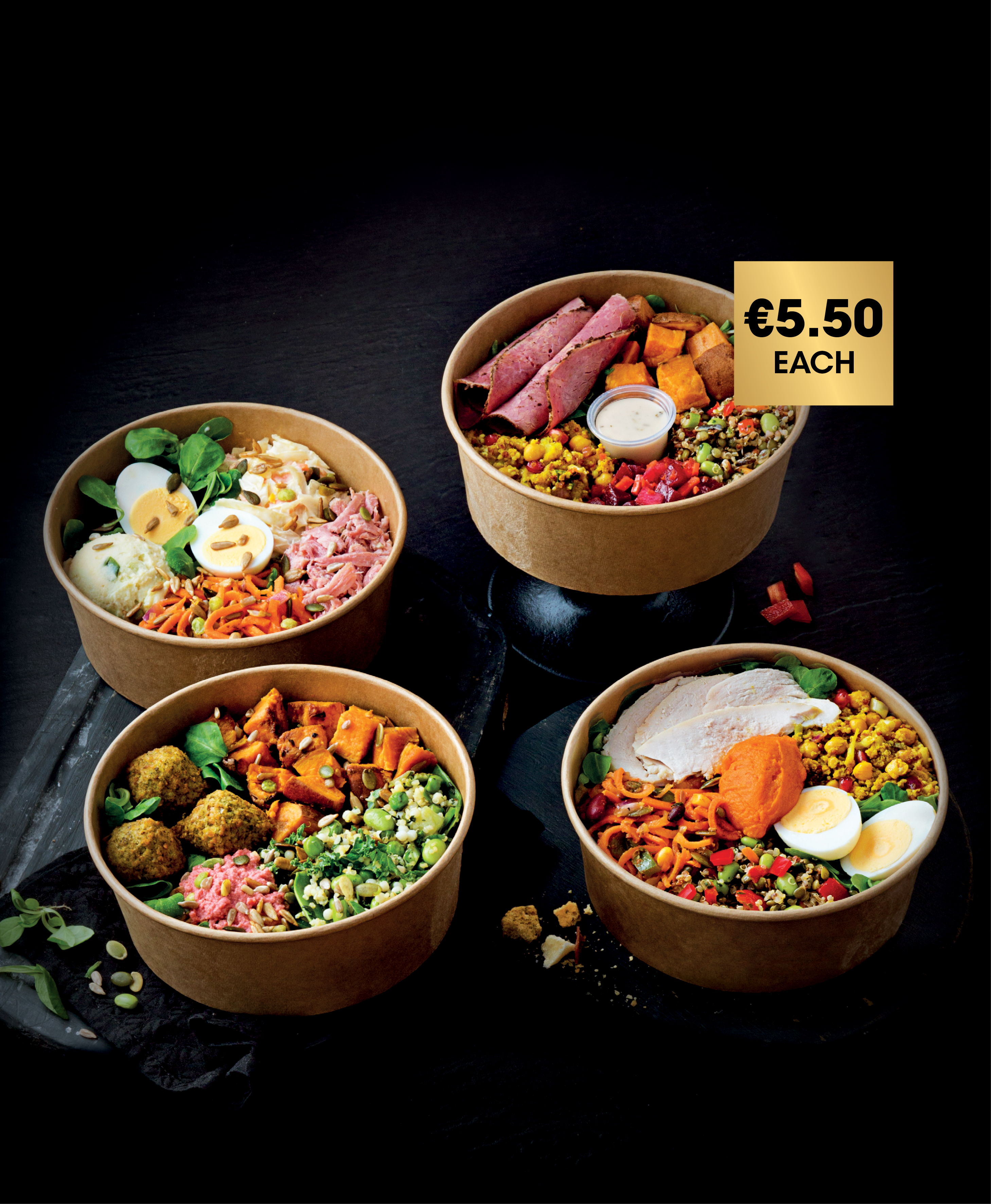 Inspired by Centra Salad Bowl Range