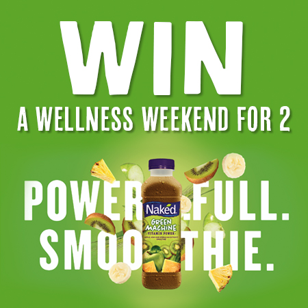 Win a wellness weekend for 2
