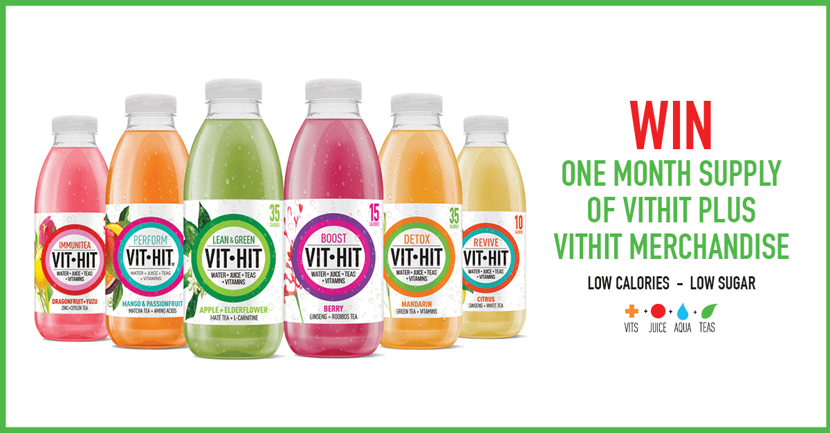 Win one month supply of VitHit