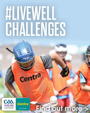 Centra Live Well Hurling Challenges