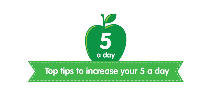 Top Tips to Increase Your 5 a Day