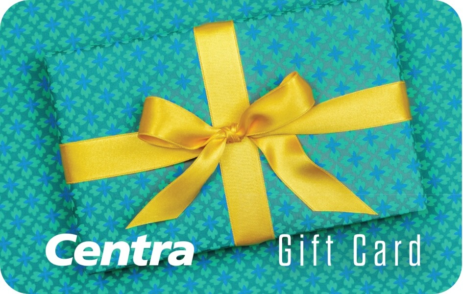 Centra Corporate Gift Card