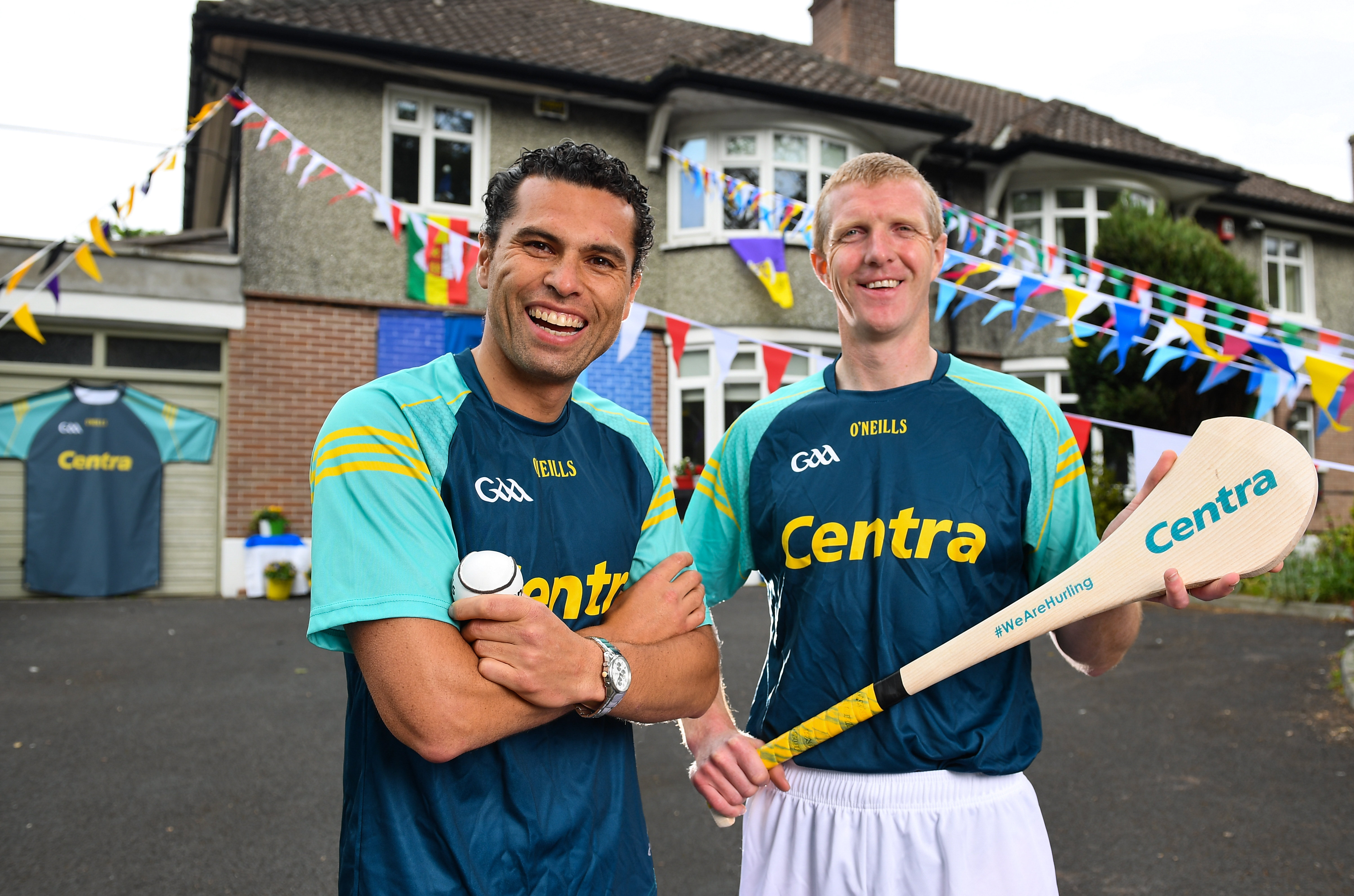 Centra Gaa Hurling launch