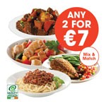 Mix & Match Dinner Range