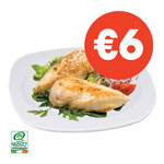Centra Fresh Irish Chicken Breast Fillets 680g