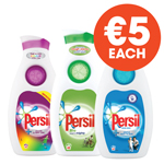 Persil Small & Mighty Bio/Non Bio/Colour 40 Wash