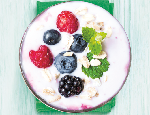 Yogurt berry520x400