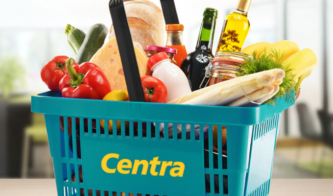 Centra Business Top Up Shop