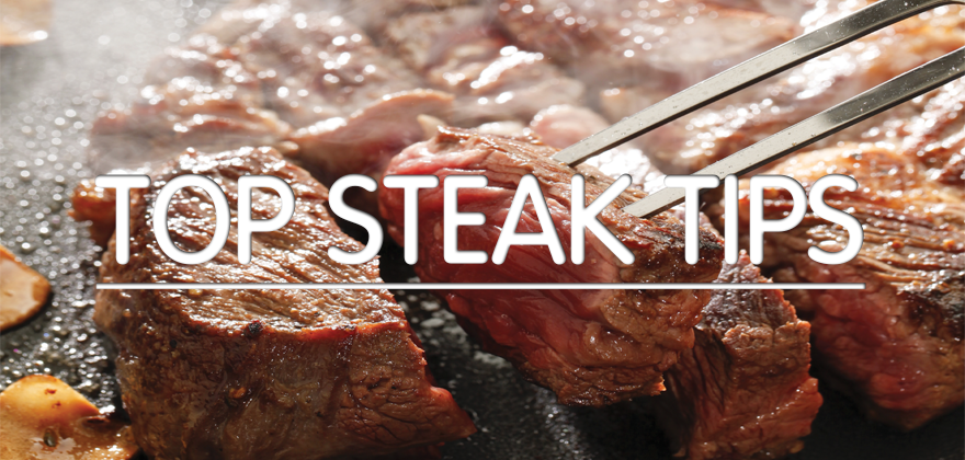 Top Steak Tips