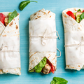 Chicken wraps 520x400