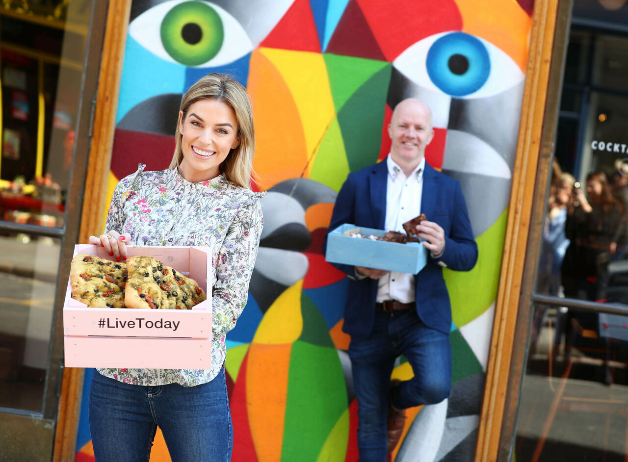 Centra's New Bakery Range Rises to the Occasion