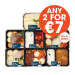 Mix & Match - Centra Dinner Ranges