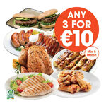 Mix & Match - Centra Fruit & Veg Range BBQ Meat Range
