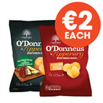 O'Donnells Sharing Bags Selected Range 125g