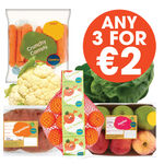 Mix & Match - Centra Fruit & Veg Range