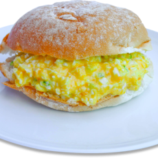 Egg Mayonnaise Bap