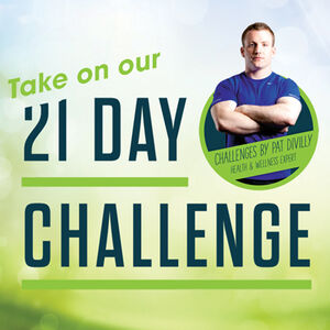 Take on our 21 Day Challenge