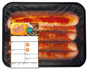 CT OB BBQ Sausages