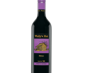 WallysHut Shiraz 750ml