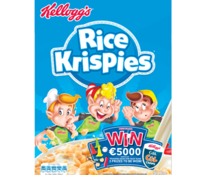 Kelloggs Rice Krispies 510g cul camps