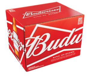 Budweiser Bottle Pack 20 X 300ml Deal At Centra Offer