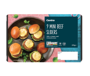 OB05457 CT Mini Beef Sliders