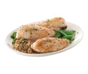 Ct chicken fillets