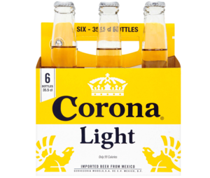 CoronaLight bottlePack 6x330ml