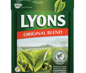 Lyons Original Tea 160 s 500g
