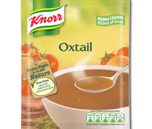 Knorr simmerSoup oxtail