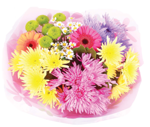 Centra Mothers Day Funky Flowers 999
