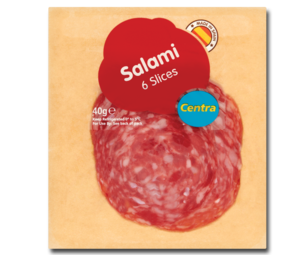 CT snackPackMeat Salami