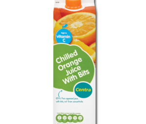 CT chilledOrangeJuiceBits1ltr