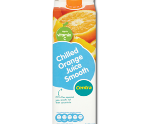 CT chilledOrangeJuiceSmooth1ltr