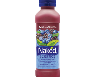 Naked blueberry 450ml