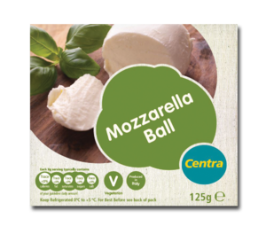 CT mozzarellaBall 125g