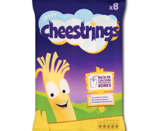 Cheestrings original 8pk