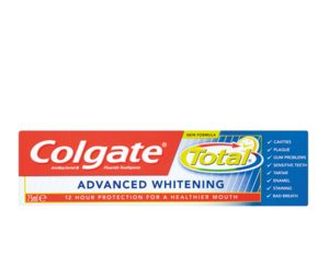 Colgate advancedWhitening 75ml