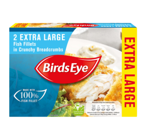 BirdsEye fishFillets Breadcrumbs 320g