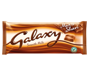 GALAXY Smooth Milk 200g