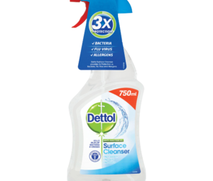 Dettol Antibacterial Spray Surface Cleanser 750ml