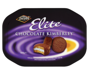 Jacob s Elite Chocolate Kimberley 660g