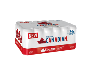 Molson Canadian 24Pack Slab 500ml
